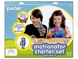 Perler Fused Bead Kit Motionator Starter