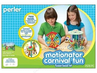 Perler Fused Bead Kit Motionator Carnival