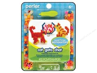 Perler Fused Bead Kit Motionator Cat