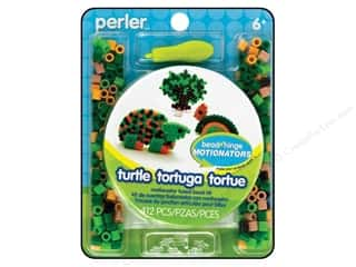Perler Fused Bead Kit Motionator Turtle