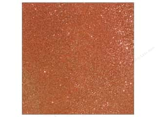 Stock Up Sale Sulyn Glitter: American Crafts 12 x 12 in. Cardstock Duotone Glitter Cranberry (15 piece)