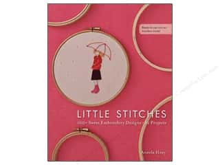Stash Books An Imprint of C & T Publishing Book-Needlework: Stash By C&T Little Stitches Book