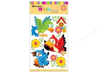 Clearance Best Creation Wall Decor Sticker: Best Creation Wall Decor Stickers Pop-Up Birds