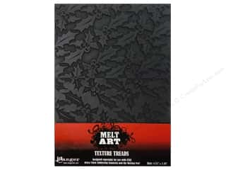 Beeswax Ranger Melt Art: Ranger Melt Art Texture Treads Retro Holly