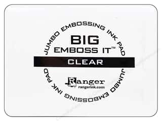 Ranger Emboss It Big Ink Pad Clear