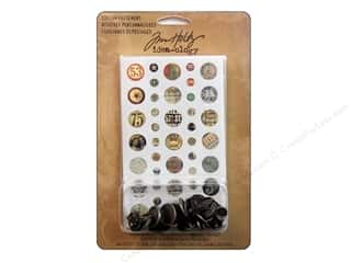 brads large: Tim Holtz Idea-ology Custom Fasteners