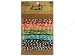 Tim Holtz Idea-ology Paper String Stripes