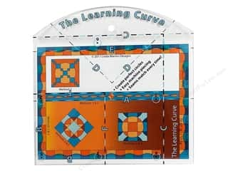 Acrylic Shape Clearance Patterns: Linda Warren Rulers The Learning Curve