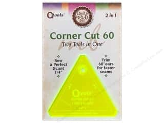 Alicia's Attic Qtools Corner Cut 60 2 In 1