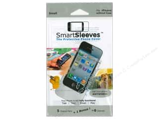 Page Protectors ClearBags Crystal Clear Bag: ClearBags SmartSleeves for iPhones 6 pc. Small