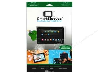 Page Protectors Basic Components: ClearBags SmartSleeves for Tablets 10 pc. Kindle Fire