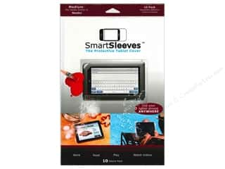 Page Protectors Basic Components: ClearBags SmartSleeves for Tablets 10 pc. Nook