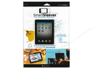 Page Protectors Protective Dots/Protective Pads: ClearBags SmartSleeves for Tablets 3 pc. iPad
