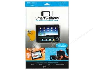 Page Protectors ClearBags Crystal Clear Bag: ClearBags SmartSleeves for Tablets 10 pc. iPad