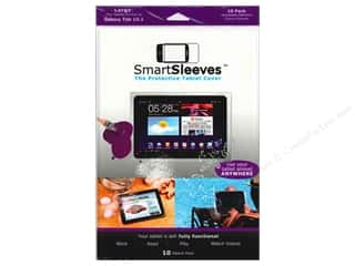 Page Protectors Basic Components: ClearBags SmartSleeves for Tablets 10 pc. Galaxy 10.1