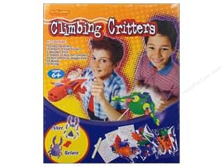 Kid Crafts Clearance: Darice ArtLover Kit Climbing Critters