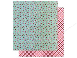 American Crafts Paper 12x12 XOXO Sweetie Pie (25 piece)