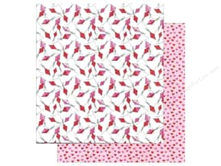 American Crafts Paper 12x12 XOXO Crush (25 piece)