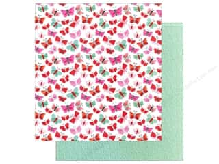 American Crafts Paper 12x12 XOXO Love Note (25 piece)