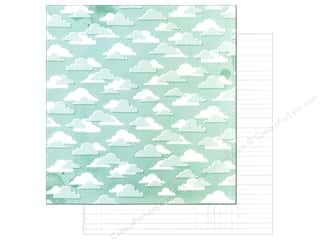 American Crafts 12 x 12 in. Paper Love is in Air (25 piece)