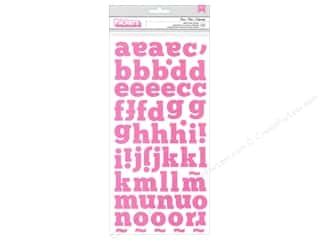 Thickers Alphabet Stickers Foam Dear Begonia
