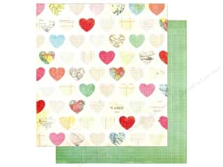Crate Paper 12 x 12 in. Fourteen Be Mine (25 piece)