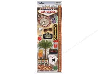 Paper House Vacations: Paper House Sticker Cardstock Las Vegas