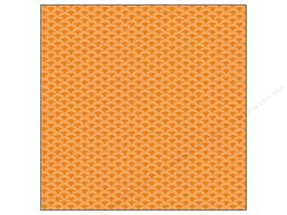 We R Memory Washi Adhesive Sheet 12x12 Orange (12 piece)