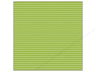 We R Memory Washi Adhesive Sheet 12x12 Lime (12 piece)