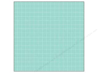 We R Memory Washi Adhesive Sheet 12x12 Aqua (12 piece)