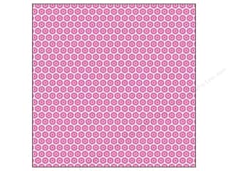 We R Memory Washi Adhesive Sheet 12x12 Pink (12 piece)