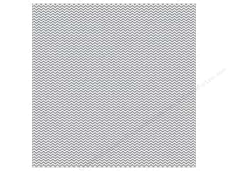 We R Memory Washi Adhesive Sheet 12x12 Grey (12 piece)
