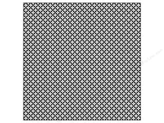 "Weekly Specials Pattern: We R Memory Washi Adhesive Sheet 12""x 12"" Black (12 pieces)"