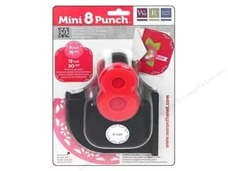 Holiday Gift Ideas Sale We R Memory Lucky 8 Punches: We R Memory Punch Mini 8 Flower