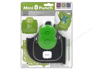 Holiday Gift Ideas Sale We R Memory Lucky 8 Punches: We R Memory Punch Mini 8 Vine
