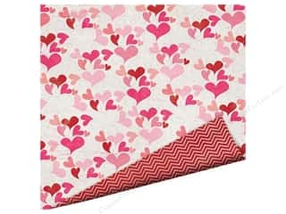 Imaginisce Paper 12x12 Love You More Groovy Love (25 piece)