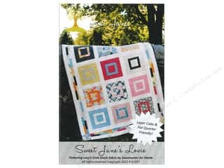 Sweet Jane Quilting Designs: Sweet Jane's Designs Sweet Jane's Lovie Pattern