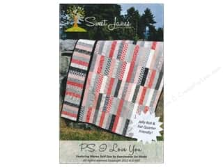 Sweet Jane Quilting Designs: Sweet Jane's Designs PS I Love You Pattern