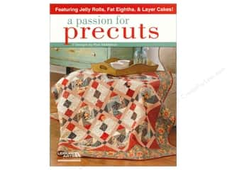Leisure Arts: Leisure Arts  A Passion For Precuts Book