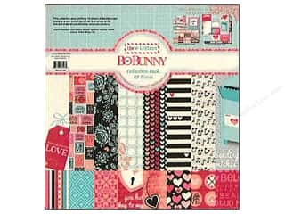 Bo Bunny Paper Collection Pack Love Letters