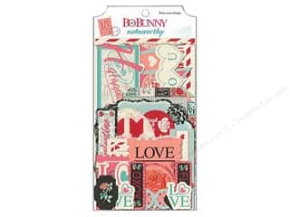 Bo Bunny Noteworthy Journal Card Love Letters