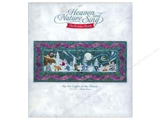 Family Books & Patterns: Pine Needles Heaven & Nature Sing By The Light Of The Moon Pattern
