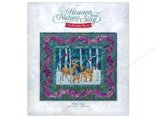 Christmas Family: Pine Needles Heaven & Nature Sing First Noel Pattern