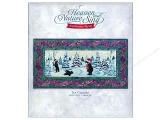 Pine Needles Christmas: Pine Needles Heaven & Nature Sing Ice Capades Pattern