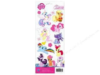 American Crafts Stkr Cdstk Hasbro My Little Pony