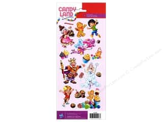 clearance American Crafts Thickers Stickers: American Crafts Stickers Hasbro Candyland Characters