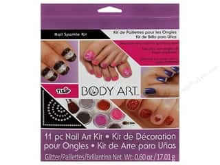 Tulip Body Art Nail Sparkle Kit
