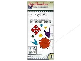 Spellbinders Shapeabilities Die Pinwheels