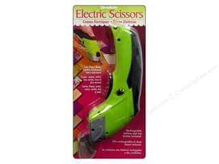 Holiday Gift Ideas Sale Sewing: Simplicity Scissor Electric W/Rechargeable Battery