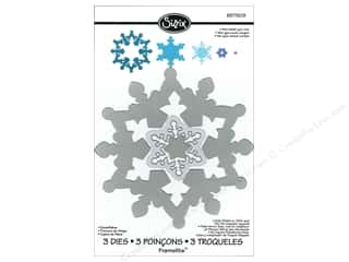 Sizzix Die RBright Framelits Set Snowflakes